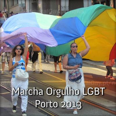 PORTUGAL: Porto assinala 8ª Marcha do Orgulho LGBT sobre calor tórrido
