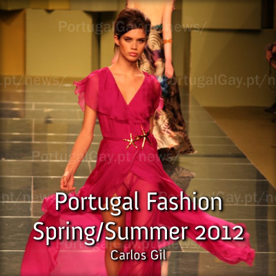PORTUGAL: Encerramento Portugal Fashion Spring/Summer 2012