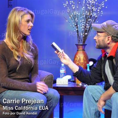 EUA: A saga da Miss Califórnia continua