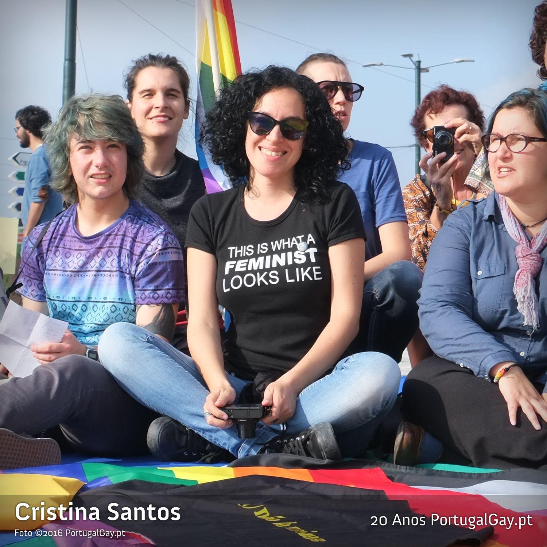 PORTUGAL: 20 anos depois - Cristina Santos