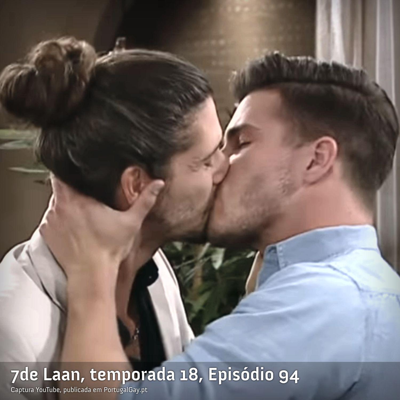 ÁFRICA DO SUL: Série televisiva mostra primeiro beijo gay