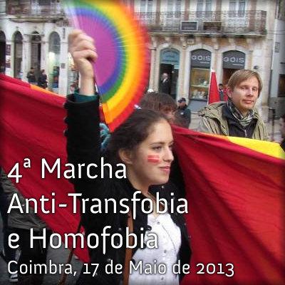 PORTUGAL: Coimbra assinala Dia Internacional Contra a Homofobia e Transfobia