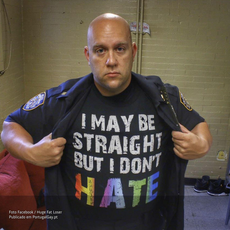 EUA: Polícia de Nova York compartilha emotiva mensagem de orgulho