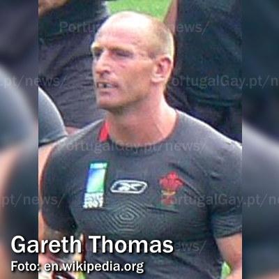 REINO UNIDO: Super-estrela do rugby afirma-se homossexual