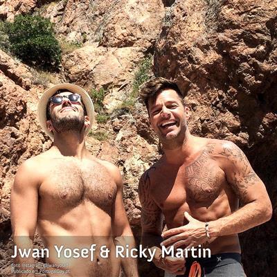 EUA: Ricky Martin planeia ter mais filhos - espera que a próxima seja uma menina