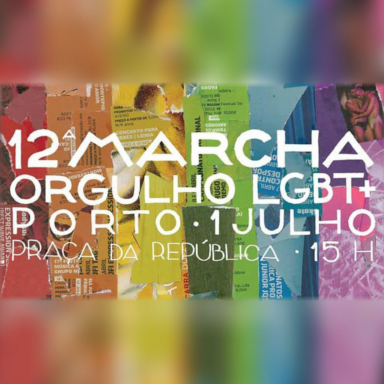 PORTUGAL: Hoje é dia de Marcha do Orgulho LGBT+ no Porto
