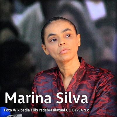 BRASIL: Candidata à presidência Marina Silva retira apoio ao casamento igualitário
