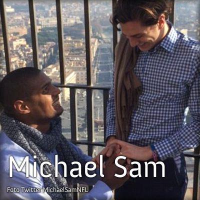 SANTA SÉ: Michael Sam pediu o noivo em casamento na Basílica de São Pedro