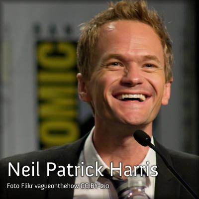 TELEVISÃO: Neil Patrick Harris fala sobre ter relações sexuais com mulheres