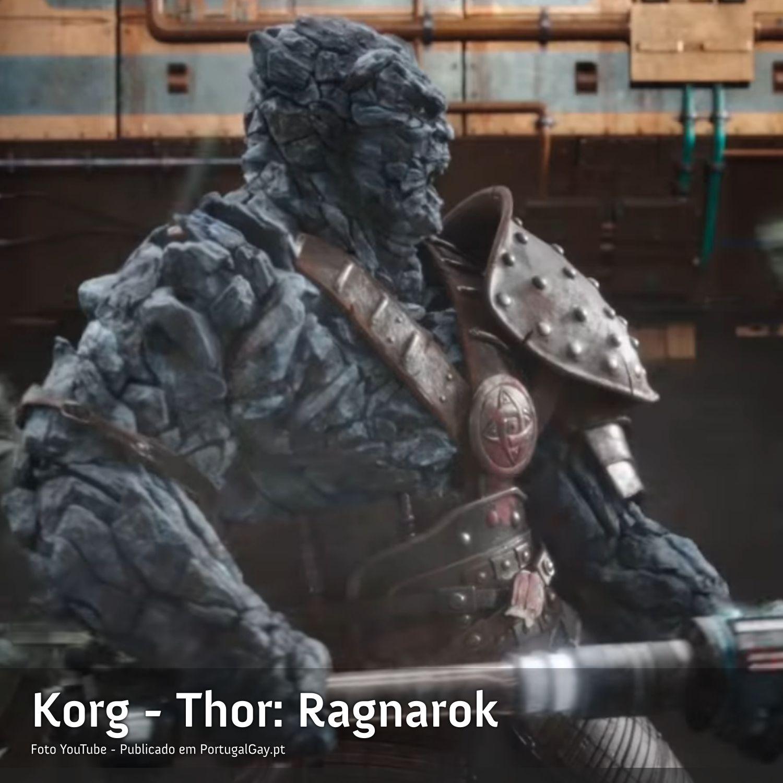 CINEMA: Próximo Thor terá primeiro personagem gay de um filme da Marvel