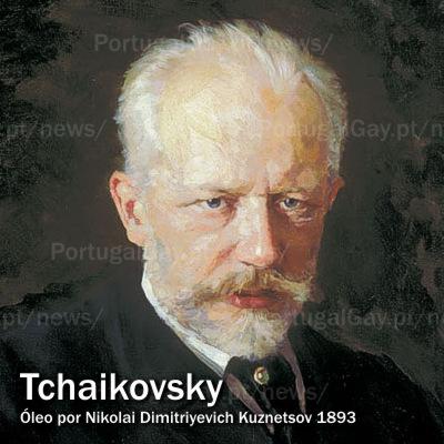 MÚSICA: Hoje celebra-se o 170º Aniversário de Tchaikovsky