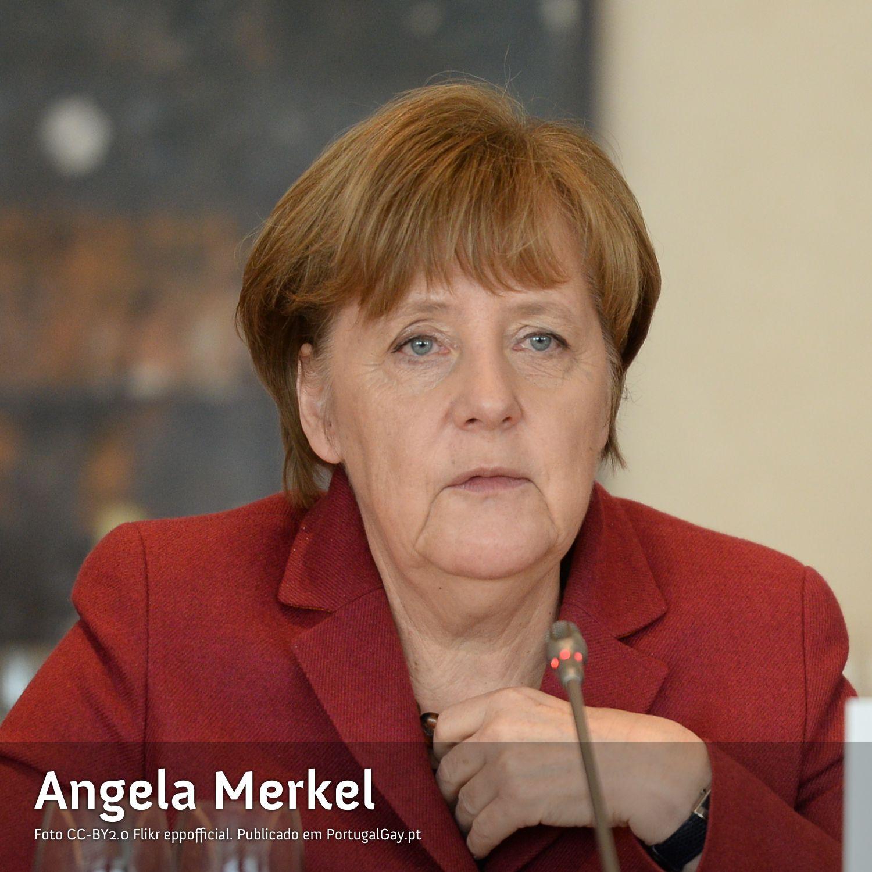 ALEMANHA: Igualdade no Casamento aprovada, Merkel votou contra
