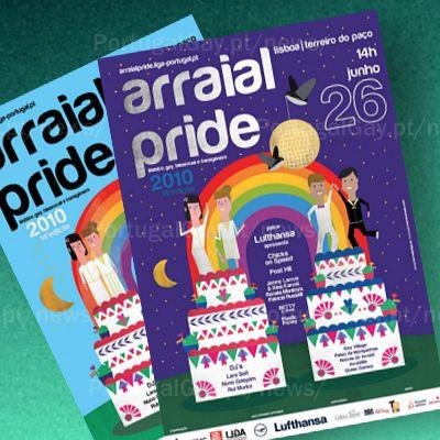 PORTUGAL: Arraial Pride acontece este sábado em Lisboa