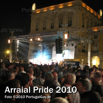 PORTUGAL: Arraial Pride 2010