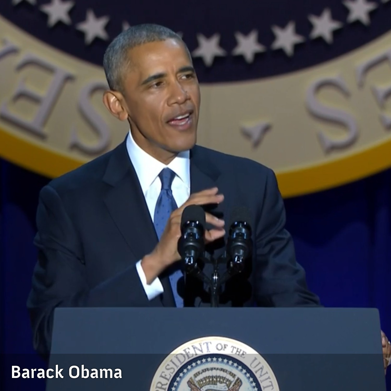 EUA: Obama despede-se da presidência incluindo marcos LGBT