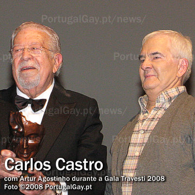 PORTUGAL: Corpo de Carlos Castro ficará em Nova York