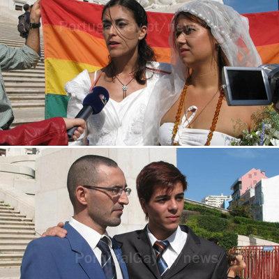 PORTUGAL: Parlamento chumba Casamento Civil para pessoas do mesmo sexo