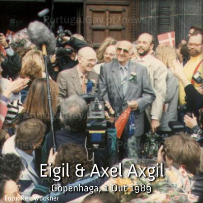 DINAMARCA: Pioneiro dos direitos LGBT na Europa faleceu aos 96 anos