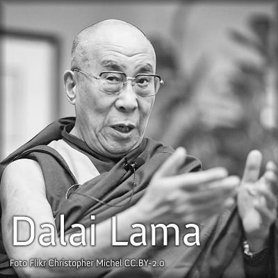 EUA: Dalai Lama não é contra casamento entre não-budistas do mesmo sexo