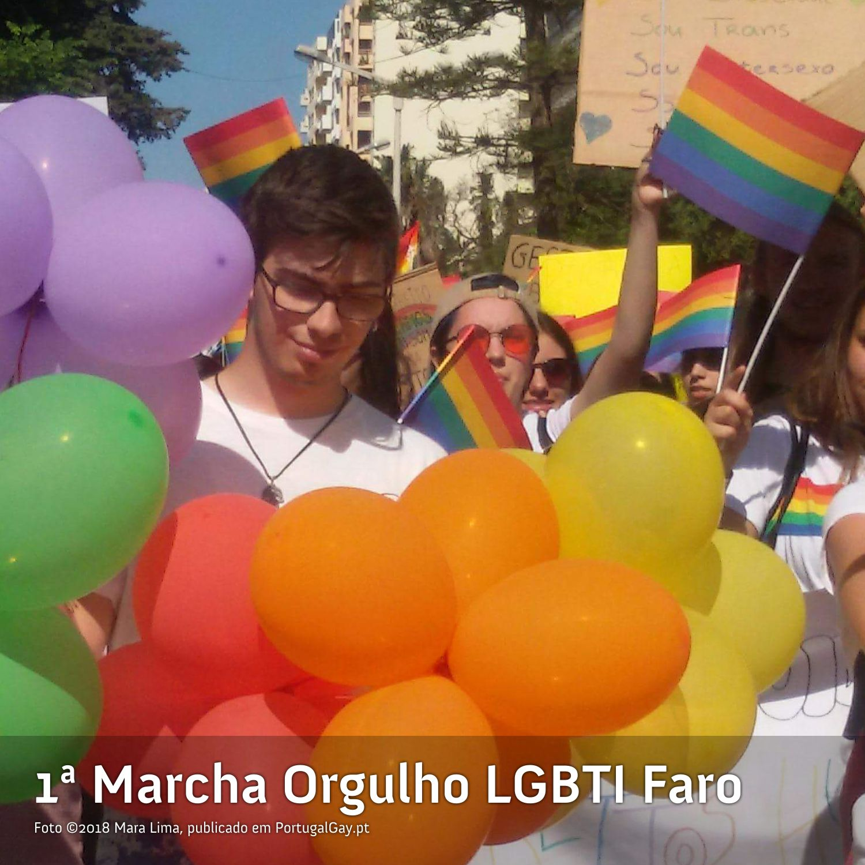 PORTUGAL: Faro teve a sua primeira Marcha do Orgulho LGBTI