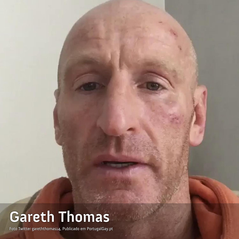 DESPORTO: Gareth Thomas é alvo de homofobia, selecção francesa mostra seu apoio