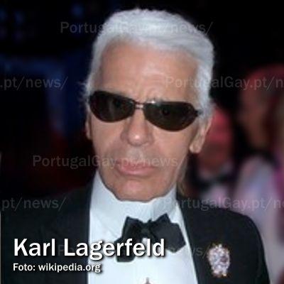 ALEMANHA: Karl Lagerfeld - Nós os ricos pagamos sexo, os pobres compram porno