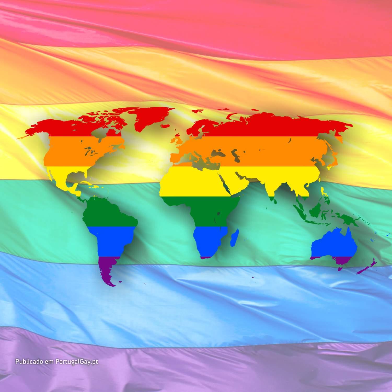 MUNDO: Atitudes sociais relativas a LGB melhoram no mundo em desenvolvimento