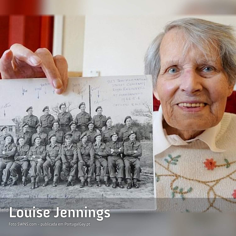 REINO UNIDO: Sobrevivente da batalha de Dunkirk é uma pessoa trans com 98 anos