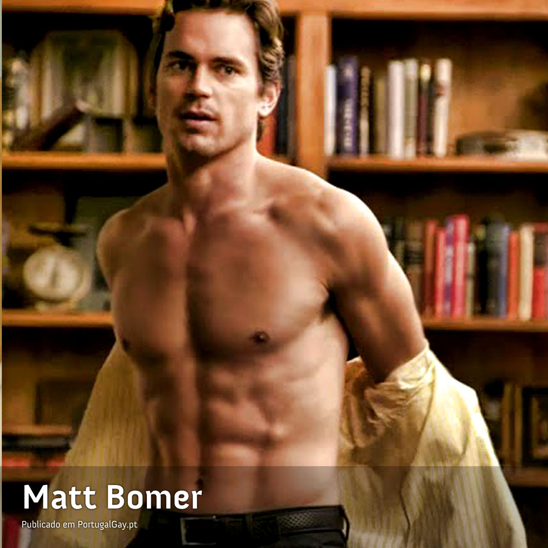 CINEMA: Matt Bomer representa trans no seu próximo filme - Anything