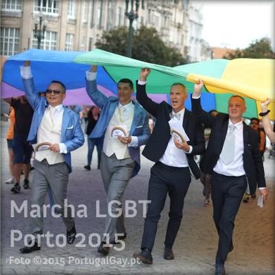 PORTUGAL: 10ª edição da Marcha do Orgulho LGBT no Porto