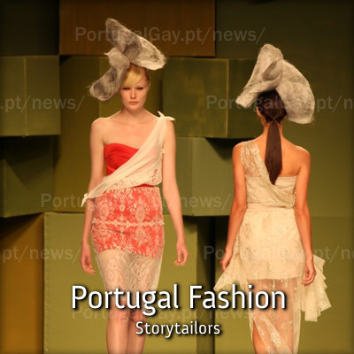 PORTUGAL: Primeiro dia Portugal Fashion Spring/Summer 2012