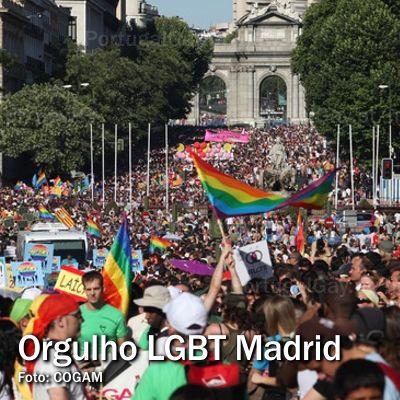 ESPANHA: País mais gay-friendly num estudo com 40 países em todo o mundo