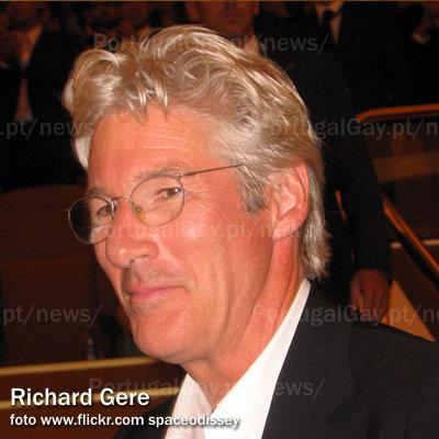 CINEMA: Richard Gere apoia igualdade no casamento