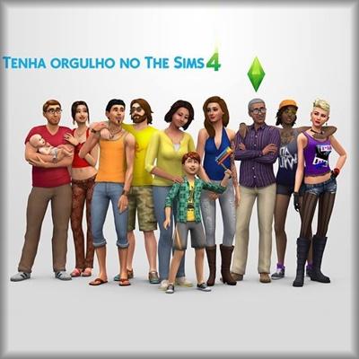 JOGOS: SIMS apoiam Pride LGBT
