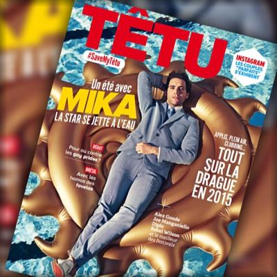 FRANÇA: Revista Têtu em falência