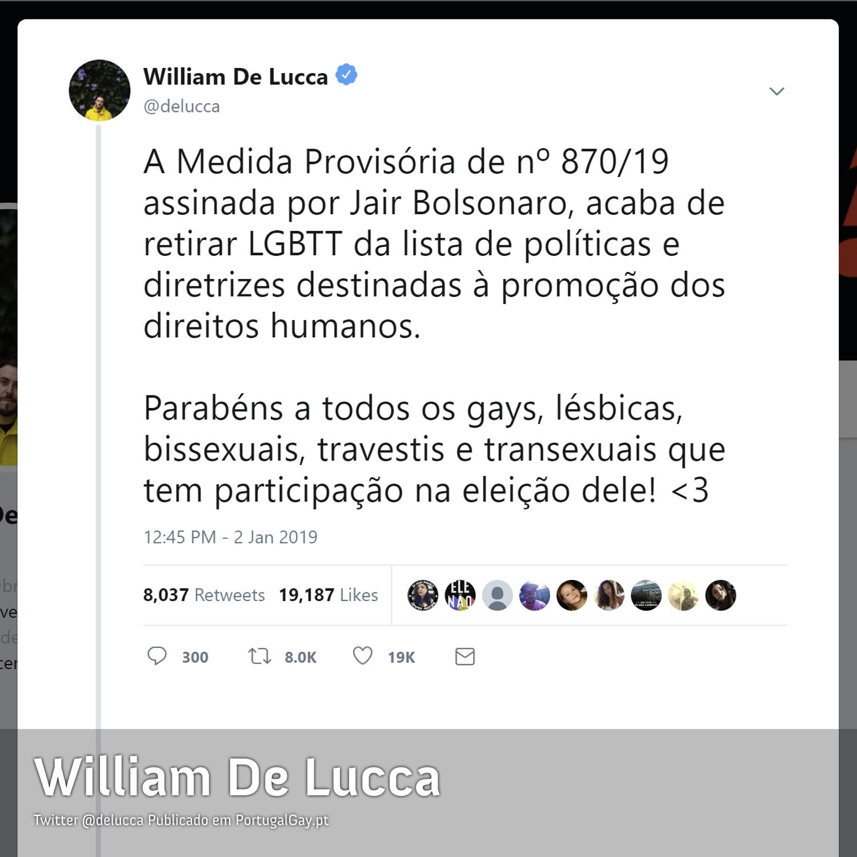 BRASIL: Comunidade LGBT oficialmente fora dos direitos humanos