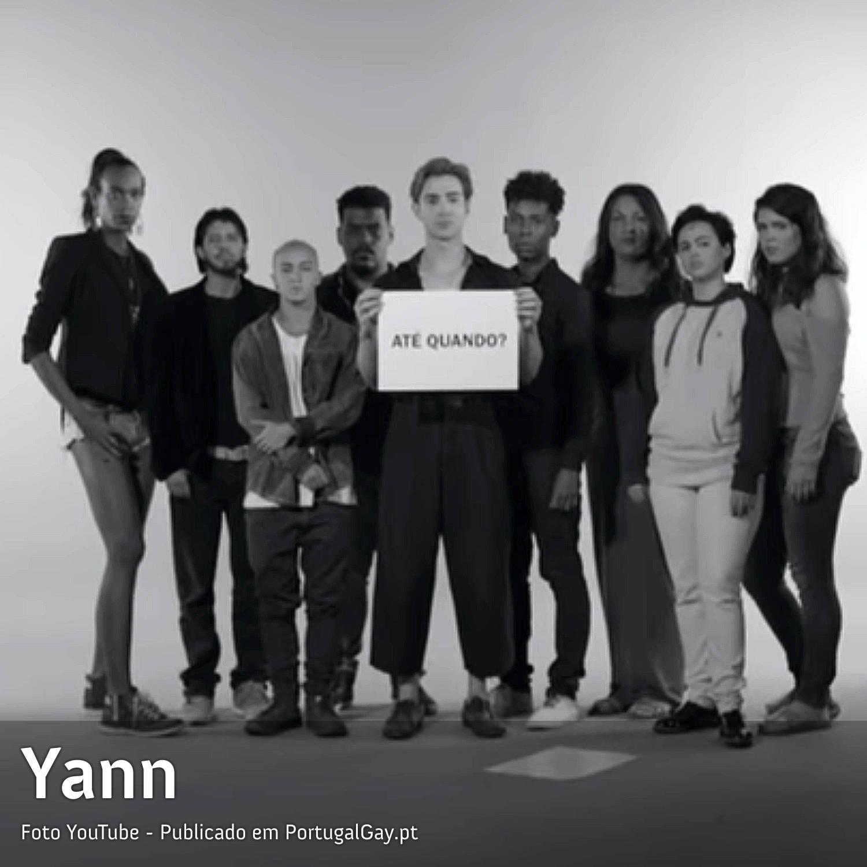 BRASIL: Vídeo-clip denuncia violência anti-LGBT com celebridades mundiais